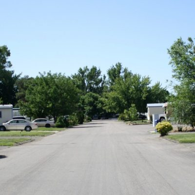 Desert Rose Estates - Street View